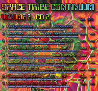Space Tribe Continuum : Vol. 2 (2CD)