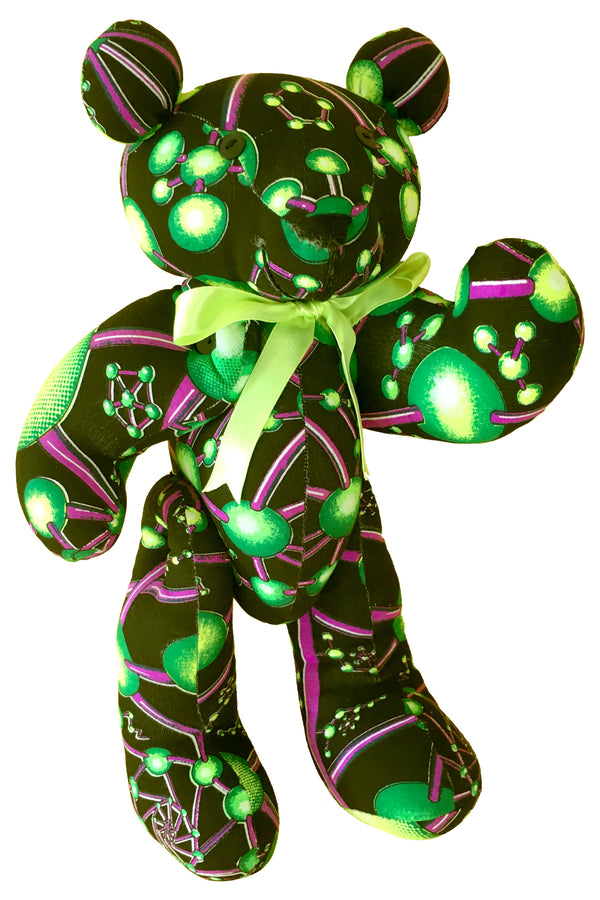 Teddy Bear : Atomic Alien - Accessories - Party Animals (Soft toys) - Space Tribe