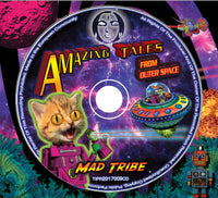 Amazing Tales CD : Mad Tribe