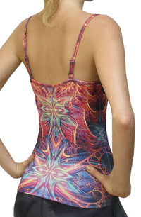 Sublime Strap Top : Divine Seraphim - Women Tops - Space Tribe