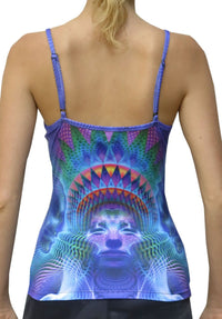 Sublime Strap Top : Curandero - Women Tops - Space Tribe