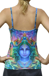 Sublime Strap Top : Ocean Goddess - Women Tops - Space Tribe