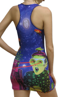 Sublime Tank Girl : Spaced Out - Women Tops - Space Tribe