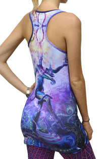 Sublime Tank Girl : Serpentine Apotheosis - Women Tops - Space Tribe