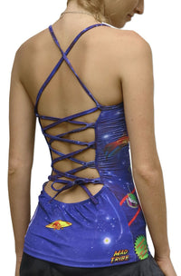 Sublime Kali Top : Spaced Out - Women Tops - Space Tribe