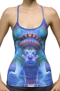 Sublime Kali Top : Curandero - Women Tops - Space Tribe
