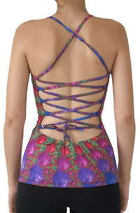 Sublime Kali Top : Spectral Fractum - Women Tops - Space Tribe