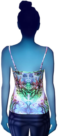 Strap Top : Ectoplasm - Women Tops - Space Tribe