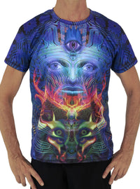 Sublime S/S T : Heirophant - Men T-Shirts - Space Tribe