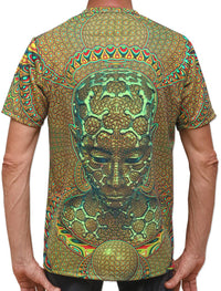 UV Sublime S/S T : Micro Macro - Men T-Shirts - Space Tribe
