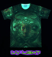 UV Sublime S/S T : Chrono Traveller - Men T-Shirts - Space Tribe