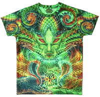 UV Sublime S/S T : Eye 4 an I - Men T-Shirts - Space Tribe