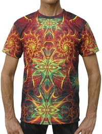 UV Sublime S/S T : Divine Seraphim - Men T-Shirts - Space Tribe