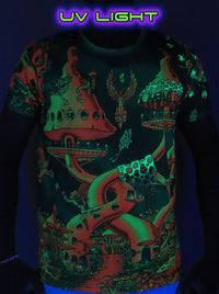 UV Sublime S/S T : Pixie Party - Men T-Shirts - Space Tribe