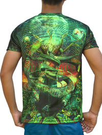 UV Sublime S/S T : Venus Exalted - Men T-Shirts - Space Tribe