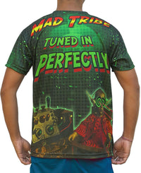 UV Sublime S/S T : Tuned In Perfectly - Men T-Shirts - Space Tribe