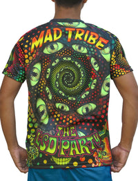 UV Sublime S/S T : LSD Party - Men T-Shirts - Space Tribe