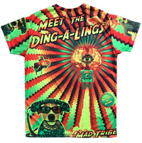 UV Sublime S/S T : Ding-a-Lings - Men T-Shirts - Space Tribe