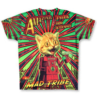 UV Sublime S/S T :  Amazing Tales UV - Men T-Shirts - Space Tribe