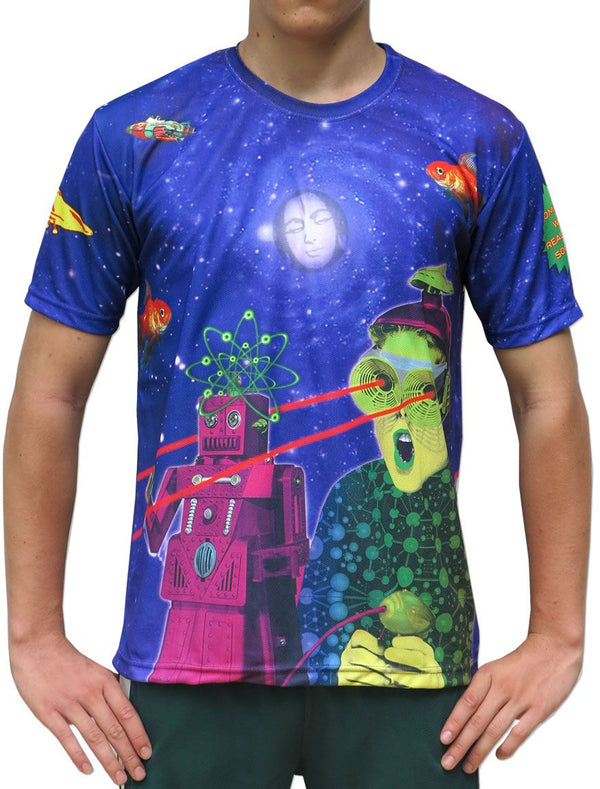 Sublime S/S T : Spaced Out - Men T-Shirts - Space Tribe