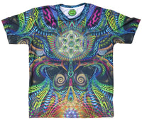 Sublime S/S T : Primordial Presence - Men T-Shirts - Space Tribe