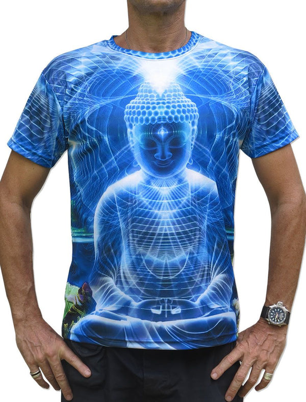 Sublime S/S T : Ocean Buddha - Men T-Shirts - Space Tribe