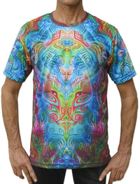 Sublime S/S T : Ancestral Ornament - Men T-Shirts - Space Tribe