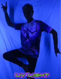 Sublime S/S T : Serpentine Apotheosis - Men T-Shirts - Space Tribe