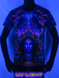Sublime S/S T : Ocean Goddess - Men T-Shirts - Space Tribe