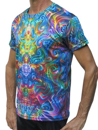 Sublime S/S T : Holographic Altar - Men T-Shirts - Space Tribe