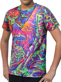 Sublime S/S T : Psy Shroom - Men T-Shirts - Space Tribe
