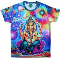 Sublime S/S T : Psy Ganesha - Men T-Shirts - Space Tribe