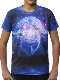 Sublime S/S T : Molecular Dreaming - Men T-Shirts - Space Tribe