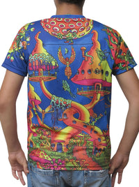 Sublime S/S T : Pixie Party - Men T-Shirts - Space Tribe