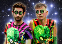 UV Sublime S/S T : Alien Hoax - Men T-Shirts - Space Tribe