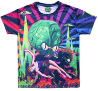 Sublime S/S T : Alien Hoax - Men T-Shirts - Space Tribe