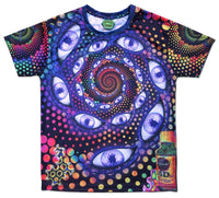 Sublime S/S T : LSD Party - Men T-Shirts - Space Tribe