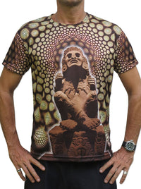 Sublime S/S T : Xochipilli - Men T-Shirts - Space Tribe
