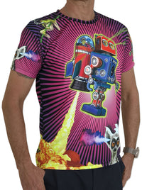 Sublime S/S T : Rocket Power - Men T-Shirts - Space Tribe