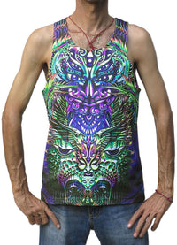 Singlet : Alphabetamine - Men Singlets - Space Tribe