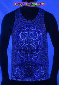 Sublime Singlet : Micro Macro - Men Singlets - Space Tribe