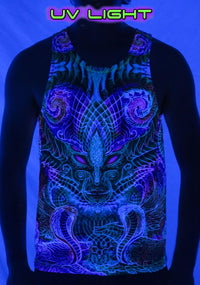 Sublime Singlet : Eye for an I - Men Singlets - Space Tribe