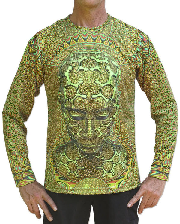 UV Sublime L/S T : Micro Macro - Men Long Sleeve T's - Space Tribe