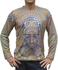 Sublime L/S T : Micro Macro - Men Long Sleeve T's - Space Tribe