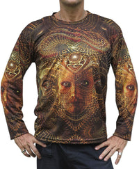 Sublime L/S T : Chrono Traveller - Men Long Sleeve T's - Space Tribe