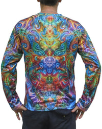 Sublime L/S T : Holographic Altar - Men Long Sleeve T's - Space Tribe