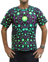 Classic S/S T : Atomic Alien - Men T-Shirts - Space Tribe