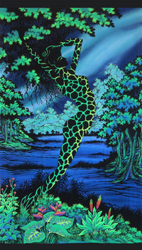 UV Wallhanging : Swamp Siren - UV Wallhangings - Space Tribe
