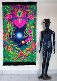 UV Wallhanging : Mother Nature