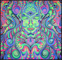 UV Banner : Deep Mental Transformation - UV Banners - Space Tribe